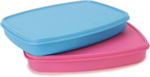 Signoraware Slim 2 Containers Lunch Box