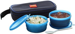 Cello SUPER LUNCH 2 2 Containers Lunch Box