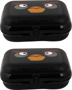 Tupperware Sand witch keeper 2 Containers Lunch Box