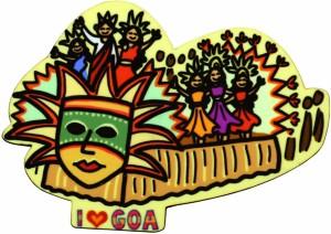 Ecocorner Goa Carnival Magnet Multipurpose Office Magnets
