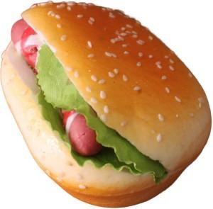 GeekGoodies Burger Hot dog Food Decorative Fridge Magnet