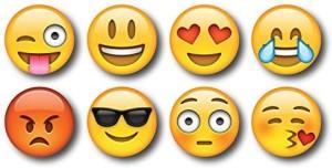 Exciting Lives Emoji Fridge Magnet