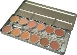 Brndey Color18 Perfect Cover Professional Makeup Base Palette