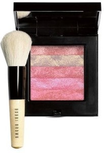 Bobbi Brown Lilac Rose Shimmer Brick Set With Brush Pack Of 2 Best