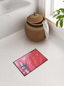 SPACES Cotton Bath Mat SPACES Disney Rapunzel Pink Cotton Bath Mat - Small