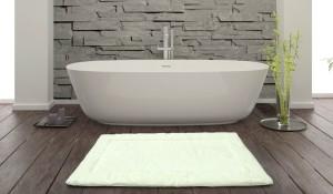 SPACES Cotton Bath Mat Hygro Cotton Bath Mat - Small