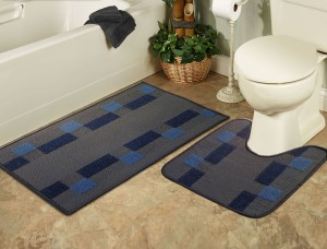 Status PVC Bath Mat Bath Floor Mat