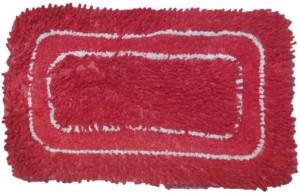 Suncity Door Mat Cotton Floor Mat Red Mat