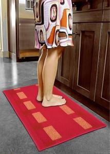 Status Polypropylene Floor Mat Floor Mat set of 2pcs