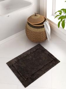 SPACES Cotton Bath Mat SPACES Hygro Chocolate Cotton Bath Mat - Large
