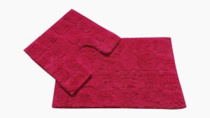 Krishna Carpets Cotton Bath Mat KC-308