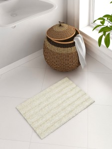 SPACES Cotton Bath Mat SPACES Swift Dry Pearl Cotton Bath Mat - Large