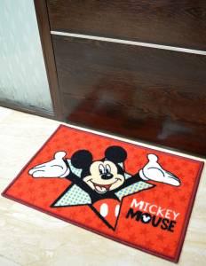 Disney Polyester Door Mat Doormat