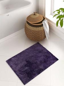 SPACES Cotton Bath Mat SPACES Exotica Grand Purple Cotton Bath Mat - Large