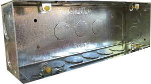 Sunny SS-1707 Metal Electrical Box
