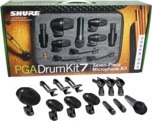 Shure PGADRUMKIT7 Drum Set Microphone