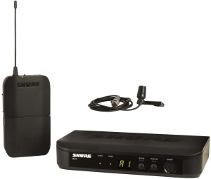 Shure BLX14/CVL Lapel Wireless Microphone