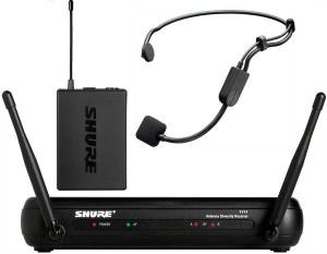 Shure SVX14/PGA31 Headworn Wireless Microphone