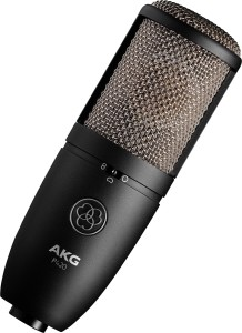 AKG P420 Multipatter Recording Microphone