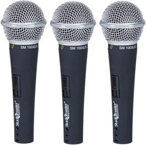 Studiomaster Trio 100 (Pack Of 3 Microphones) Microphone