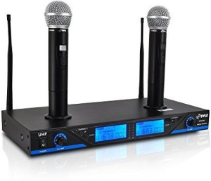 Pyle PDWM2560 Wireless Microphone System Microphone