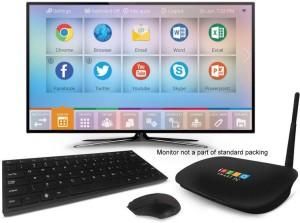 Irevo Smart Mini Pc Quad Core Cpu With Microsoft Office And Wireless