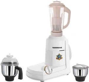 Sunmeet Latest Jar attachments of chutney medium & juicer jarType-772 750 W Juicer Mixer Grinder