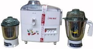 Bajaj Vacco JMG-01 With SS Jar & Grinder 500 W Juicer Mixer Grinder