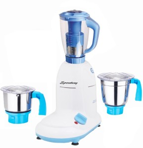 speedway Latest Jar attachments of chutney medium & juicer jarType-701 750 W Juicer Mixer Grinder