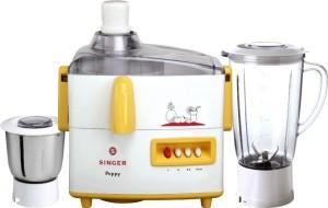 Singer Peppy 500 W Juicer Mixer Grinder