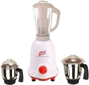 First Choice Latest Jar attachments of chutney medium & juicer jarType-485 1000 W Juicer Mixer Grinder