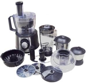 9062b75d973 Bajaj Platini Food Art Food Processor 1000 W Mixer Grinder Black 4 ...