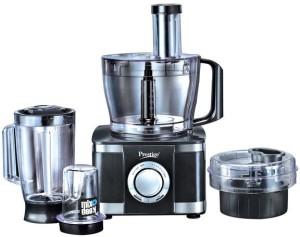 eb075a0c8 Prestige 434S 800 W Juicer Mixer Grinder Black 4 Jars Best Price in ...