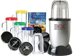 Magic Bullet 21 pcs High Speed Blender/Mixer System 350 W Juicer Mixer Grinder