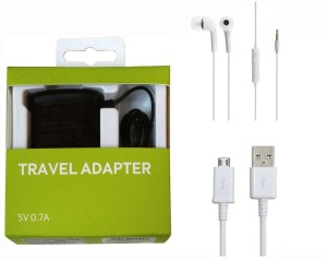 OTD Wall Charger Accessory Combo for Samsung Aqua Craze 2