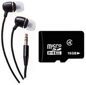 Mocell Headphone Accessory Combo for Huawei Honor Holly 2 Plus