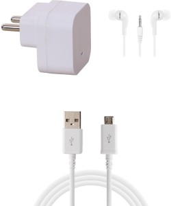 Furst Wall Charger Accessory Combo for Samsung Galaxy Core 2