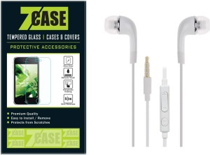 7 Case Headset Accessory Combo for Samsung Galaxy E5