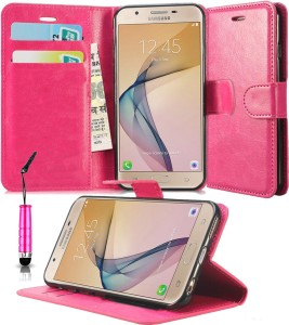 N+ India Cover Accessory Combo for SAMSUNG GALAXY J7 PRIMEPink