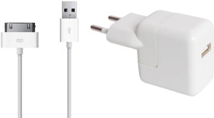 BESTSUIT Wall Charger Accessory Combo for Apple iPad 3