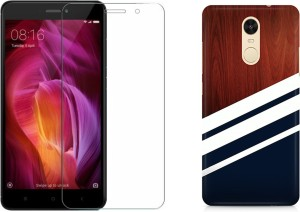 meet ba889 ca4fb Case U Case Accessory Combo for Xiaomi Redmi Note 4Multicolor