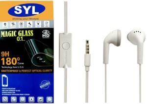 SYL Headphone Accessory Combo for Samsung Galaxy E7