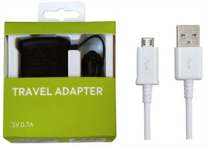 OTD Wall Charger Accessory Combo for Samsung Galaxy S7 Edge