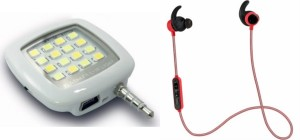 King Mobile Flash Accessory Combo for SONY xperia tipo dual