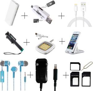 BitBlaze Power Bank Accessory Combo for Xiaomi Mobile Phones