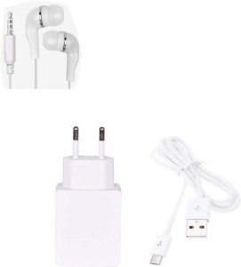 Trost Wall Charger Accessory Combo for Xiaomi Redmi note 3