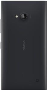 timeless design 12fd0 7ff69 Case Design Nokia Lumia 525 (Back Replacement Cover) Back PanelMatte Black