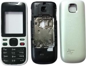 Oktata Nokia 2690 Front & Back PanelWhite