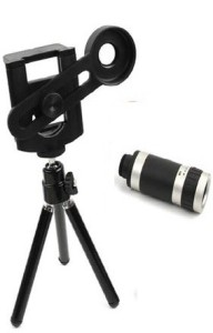 Dallon 8x with tripod Plus Mobile Phone Lens