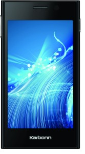 Karbonn A11 star  Black, 4  GB